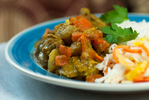 Jerk Masters -  curried goat