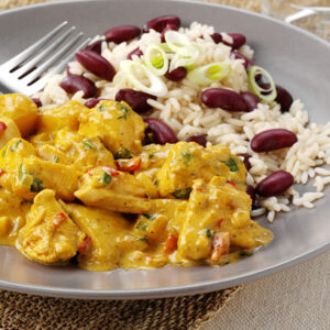 Caribbean-Chicken-Curry